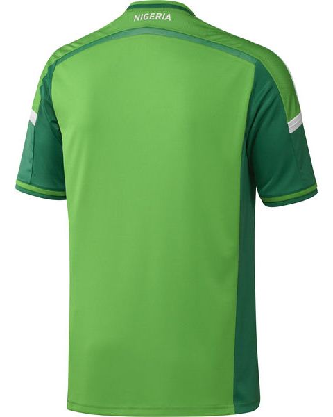 Super Eagles World Cup Jersey 2014