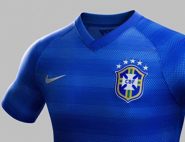 Brazil Away Shirt 2014 2015