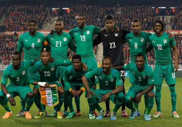 Cote d'Ivoire Kit 14 15