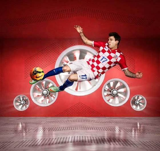 Croatia 2014 World Cup Shirt