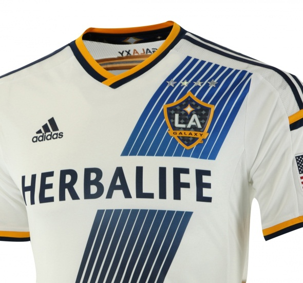 Los Angeles Galaxy Football Shirt 2014