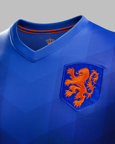 Netherlands Away World Cup Kit 2014