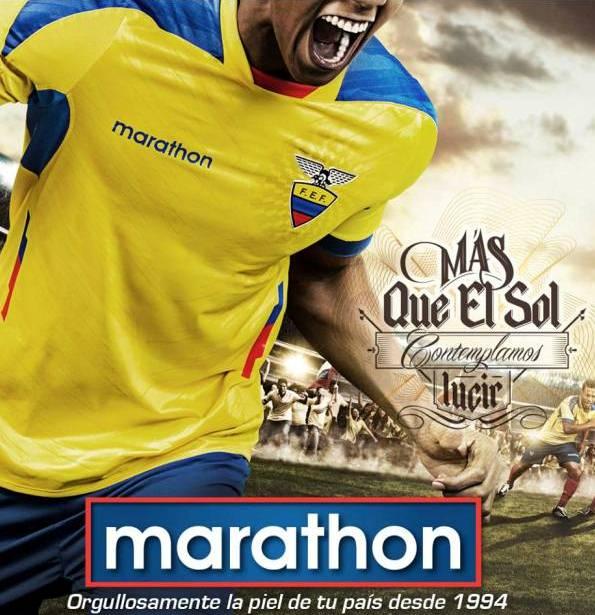New Ecuador World Cup Jersey 2014