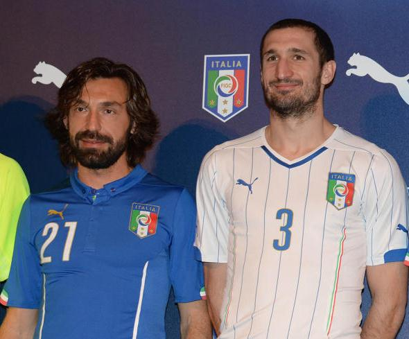 New Italy World Cup Kits 2014