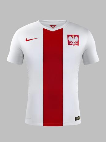 Poland Home Shirt 2014 15