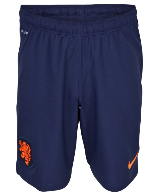 Purple Holland Football Shorts 2014 15