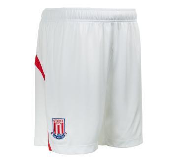 Stoke Home Shorts 2014 15