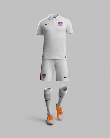 USA World Cup 2014 Jersey
