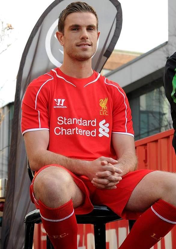 Henderson LFC Shirt