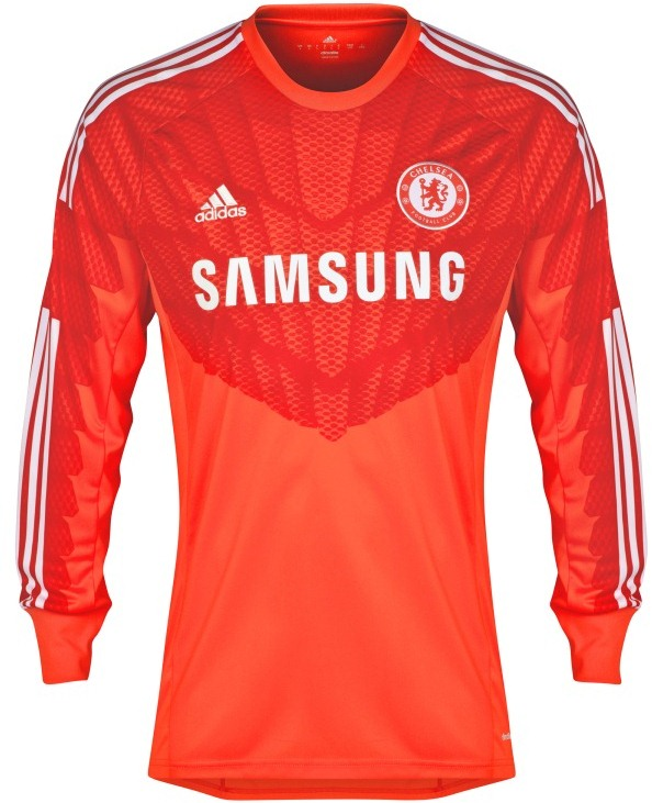 New Chelsea Goalkeeper Jersey 2014 2015