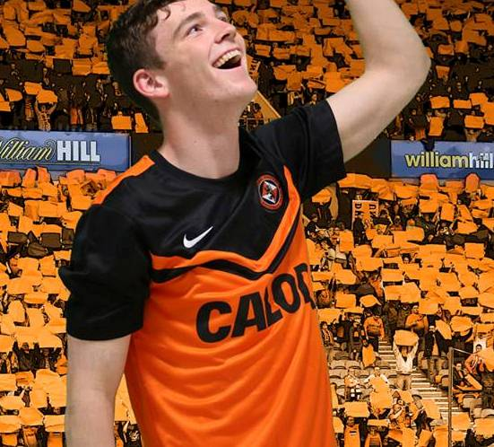 New Dundee United Top 2014 15
