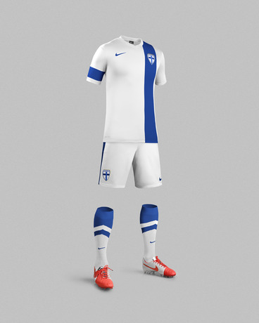 New Finland Home Kit 2014 15