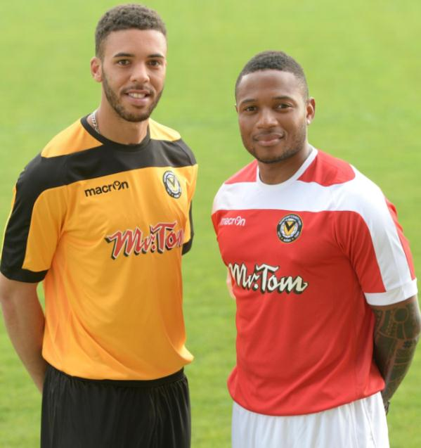 Newport County Shirt 2014 2015