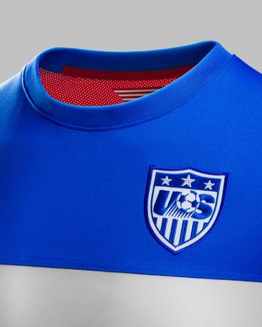 USMNT Away Jersey WC 2014