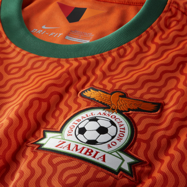 Zambia Away Kit 14 15