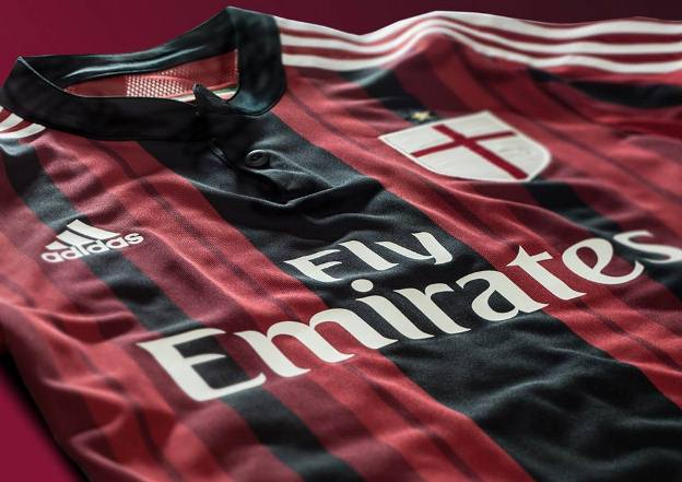 AC Milan St.Georges Cross 2014