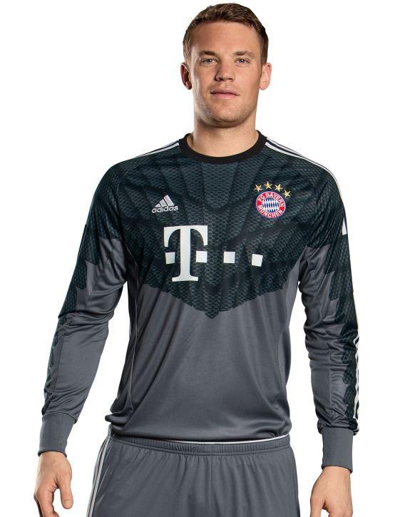 Bayern Goalkeeper Shirt 2014 15