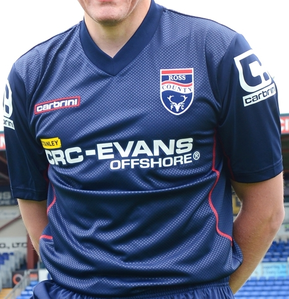 Carbrini Ross County Top 2014 15
