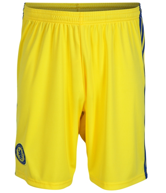Chelsea Away Shorts 2014 15