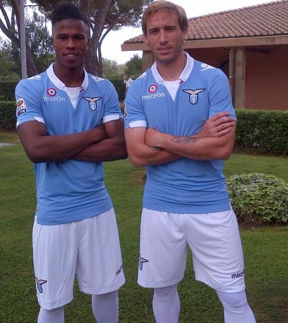 Jersey Lazio 2014 15