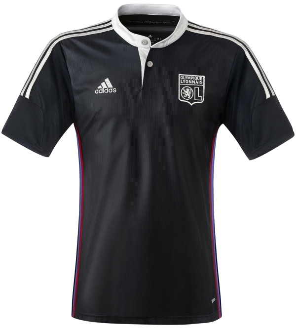 Lyon Third Jersey 2014 2015
