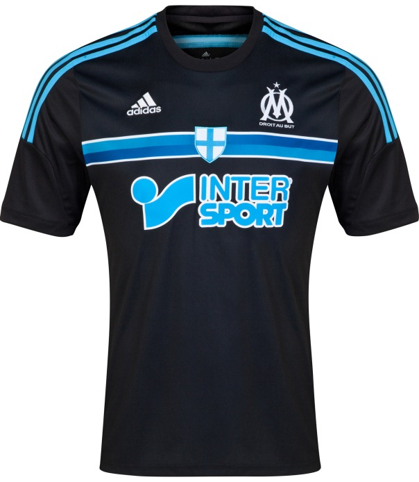 Marseille Third Shirt 14 15