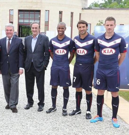 New Bordeaux Kit 2014 15