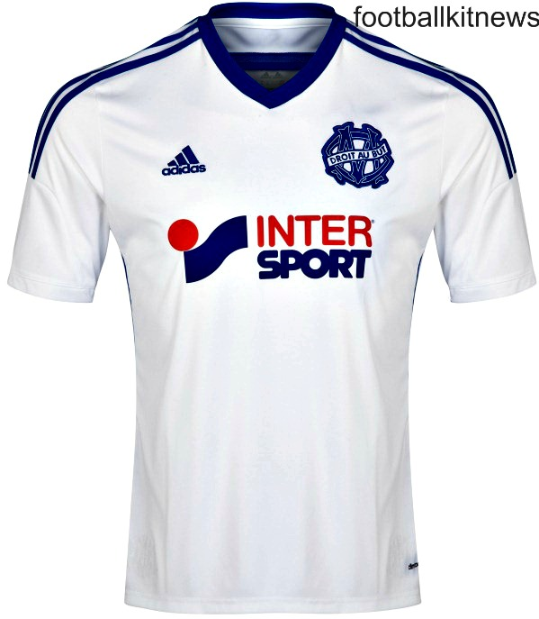 New Marseille Kit 2014 15