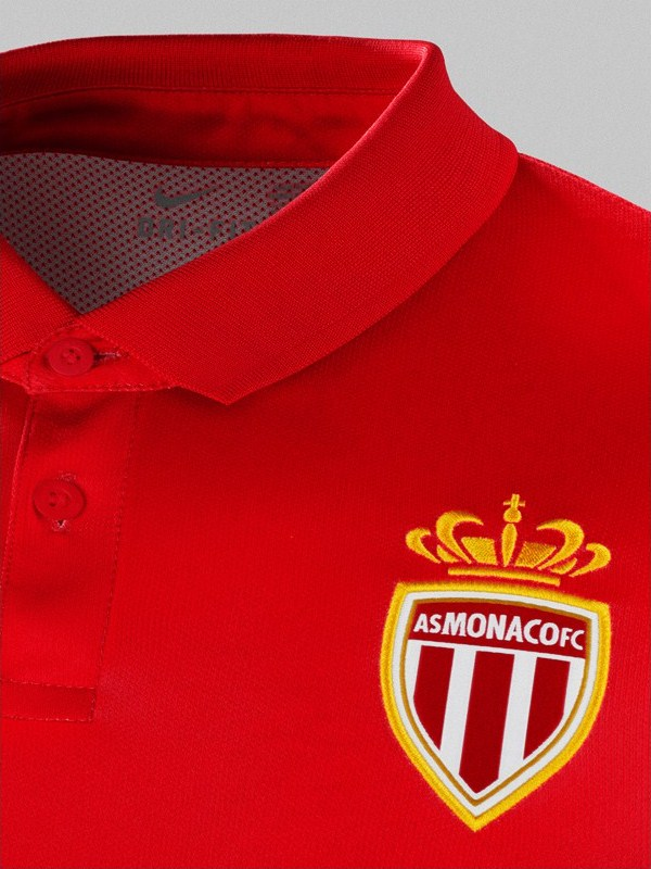 New Monaco Soccer Jersey 2014