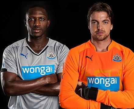 New NUFC Away Top 2014 15
