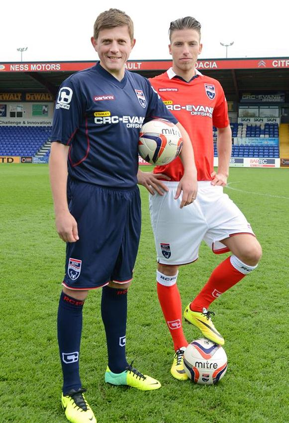 New Ross County Kit 14 15