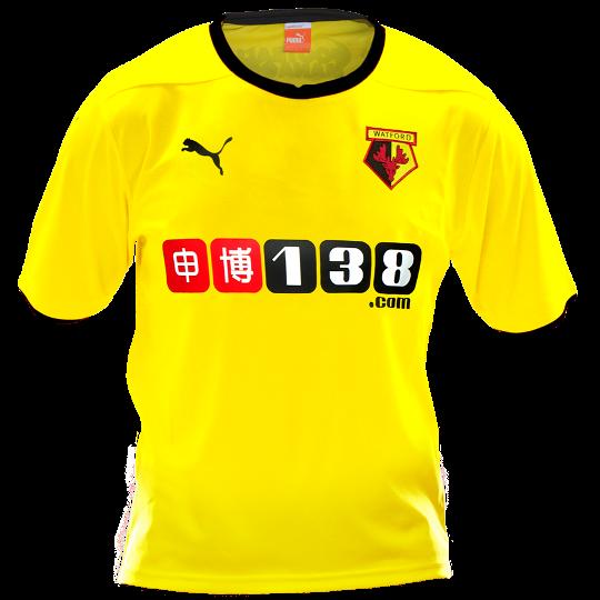 New Watford Home Shirt 14 15