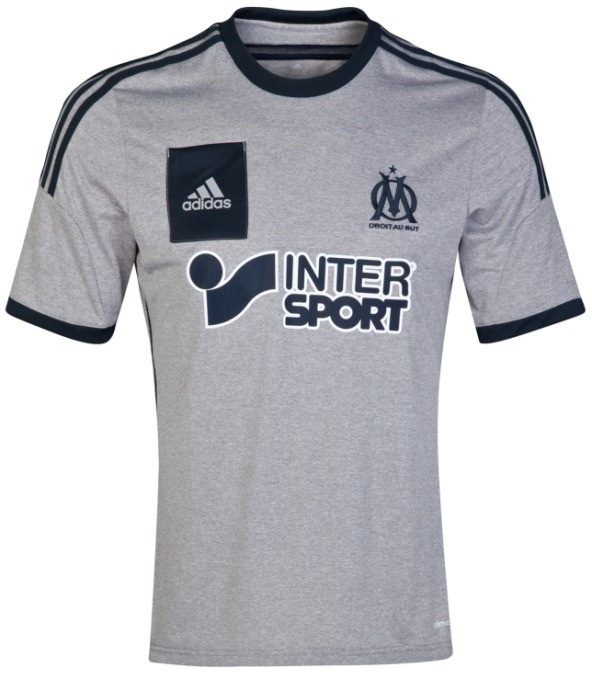 Olympique Marseille Away Jersey 2014 2015