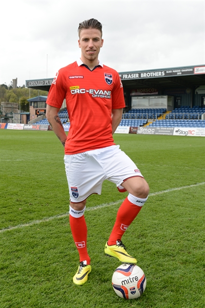 Ross County Away Kit 14 15