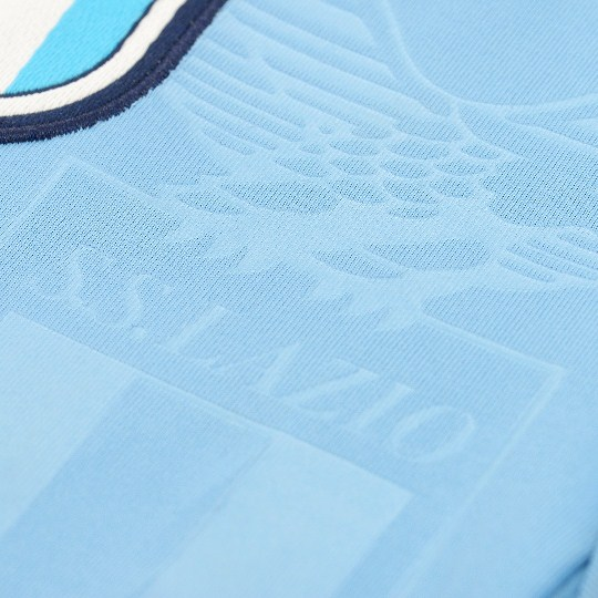 SS Lazio Closeup