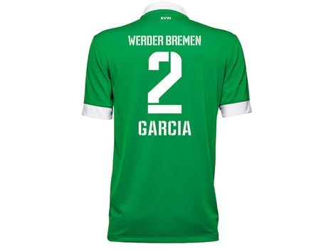 Werder Bremen Jersey 2014 15