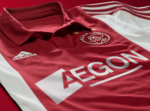 AFC Ajax Jersey 2014 15
