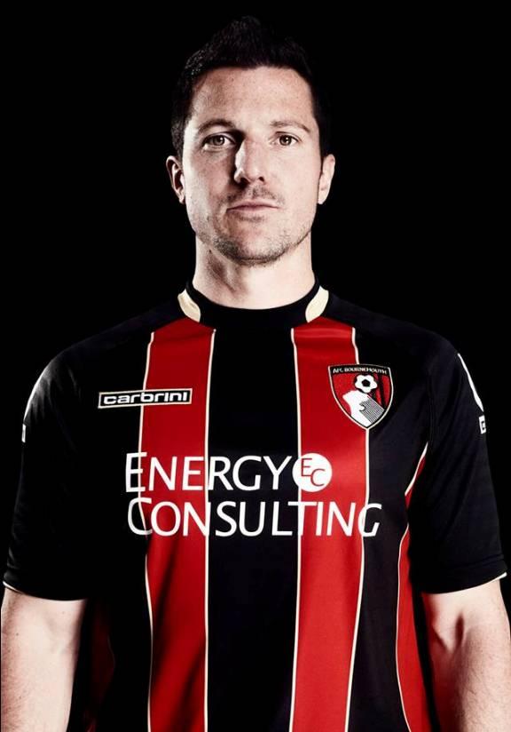 AFCB Home Shirt 2014 15