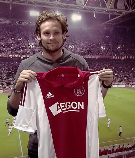 Danny Blind AFC Ajax