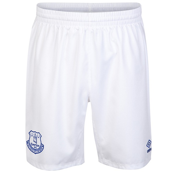 Everton Home Shorts Umbro 2014 2015