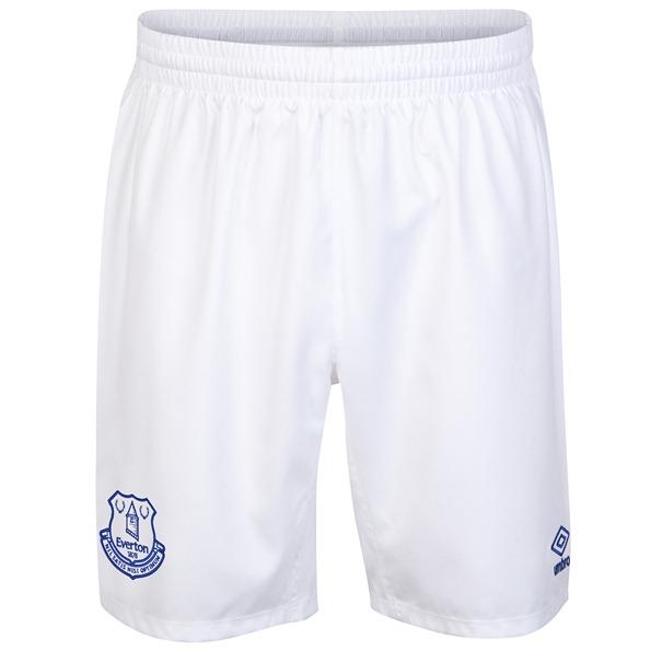 Everton Home Shorts Umbro 2014 2015