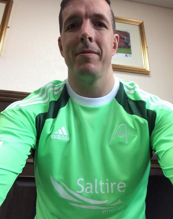 Jamie Langfield Aberdeen FC