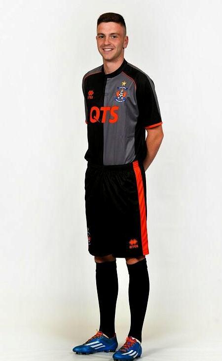 Kilmarnock Third Kit 2014 15 Errea