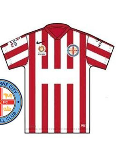 Melbourne City Kit 14 15