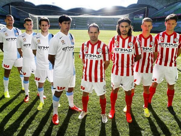 Melbourne City Kit 2014 15