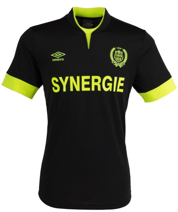 Nantes Away Kit 2014 15
