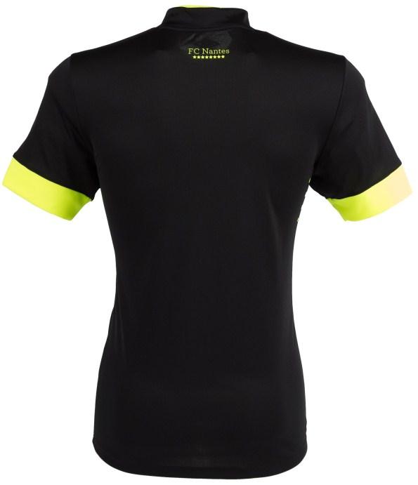 Nantes Away Shirt Back