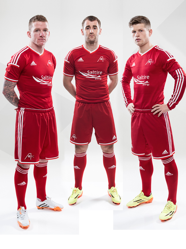 New Aberdeen Strip 2014 15