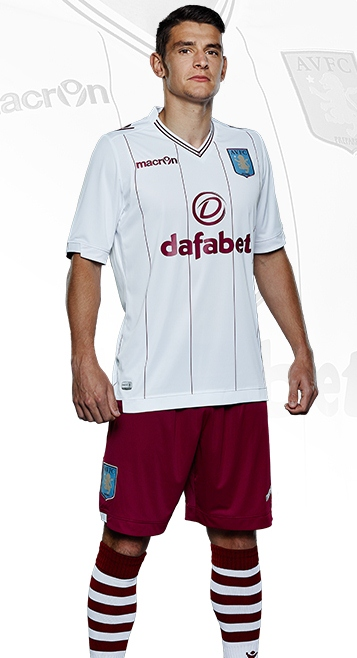 New Aston Villa Away Kit 2014 15