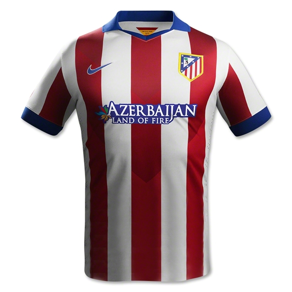 New Atletico Madrid Kit 14 15
